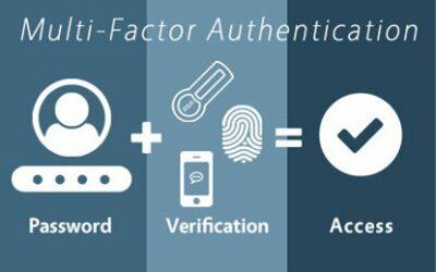 Weg met klassieke paswoorden – Log veilig in met Multi-Factor Authentication